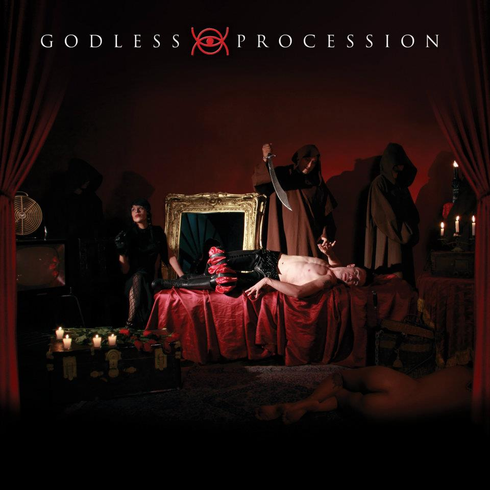 GODLESS PROCESSION – Godless Procession (Gothic Music Records 2014)