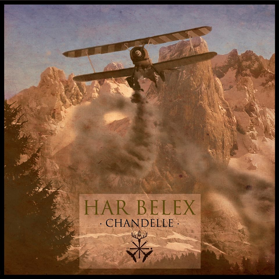 HAR BELEX: Chandelle (Caustic Records 2014)