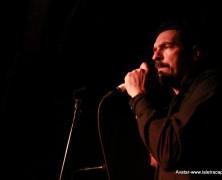HAR BELEX + DARKWOOD, 28 de febrero de 2015, Sala Gruta 77, Madrid
