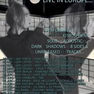 GIRA EUROPEA DE BRIGITTE HANDLEY (THE DARK SHADOWS)