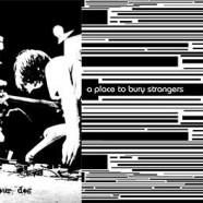 "A PLACE TO BURY STRANGERS/THE TELESCOPES: Split 7"" (Fuzz Club Records 2015)"