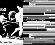 "A PLACE TO BURY STRANGERS/THE TELESCOPES: Split 7"" (Fuzz Club Records 2015)"