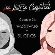 PODCAST CAPÍTULO 31: DESÓRDENES Y SUICIDIOS