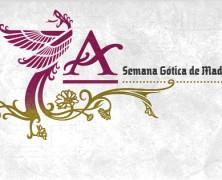 PROGRAMA DE LA SEMANA  GÓTICA DE MADRID 2015