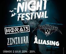 RECORDATORIO: HORROR NIGHT FESTIVAL: 2 DE JULIO EN MADRID