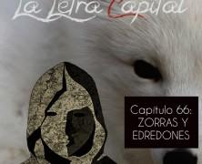 PODCAST CAPÍTULO 66: ZORRAS Y EDREDONES