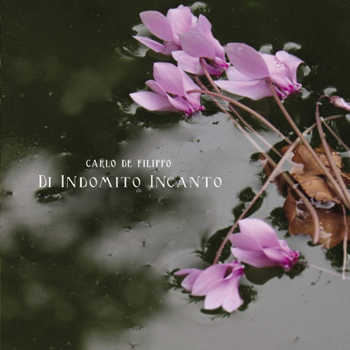 Cubierta del álbum Di Indomito Incanto, por Carlo de Filippo