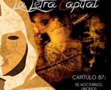 PODCAST CAPÍTULO 87: DE NOCTURNOS, UNGIDOS Y LA NADA