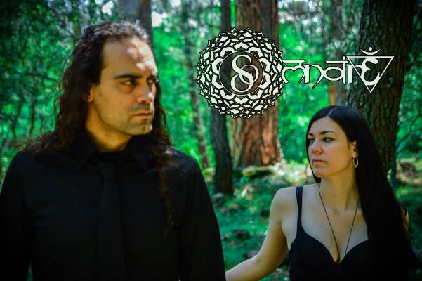 Foto promocional de Somnare, por Raúl Pérez