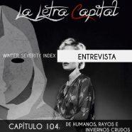PODCAST CAPÍTULO 104: DE HUMANOS, RAYOS E INVIERNOS CRUDOS (ESP ENTREVISTA WINTER SEVERITY INDEX)