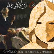 PODCAST CAPÍTULO 105: DE AUTOPSIAS Y MALDITOS