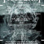 Mysteria (ACTO XI – especial aniversario), 6 de mayo en Madrid