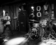SOVIET SOVIET + SOMOS LA HERENCIA, 19 de abril de 2017, Sala Rock Ola, Madrid