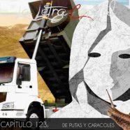 PODCAST CAPÍTULO 123: DE PUTAS Y CARACOLES