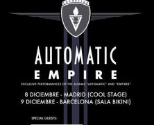 VNV NATION + SOLAR FAKE + VOLKOFF, DARK CHRISTMAS FESTIVAL 2017, EN MADRID Y BCN