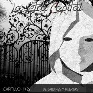 PODCAST CAPÍTULO 142: DE JARDINES Y PUERTAS