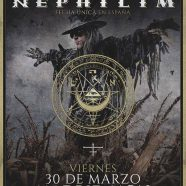 FIELDS OF THE NEPHILIM EN MARZO EN MADRID