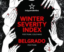 WINTER SEVERITY INDEX + BELGRADO EN JUNIO EN MADRID