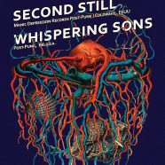 WHISPERING SONS + SECOND STILL EN MAYO EN MADRID