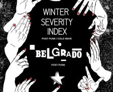 WINTER SEVERITY INDEX + BELGRADO, 9 de JUNIO EN MADRID
