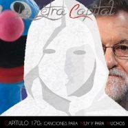 PODCAST CAPÍTULO 170 – CANCIONES PARA MUY Y PARA MUCHOS