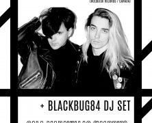 RECORDATORIO: Automelodi + Blackbug84, en Mayo en Madrid