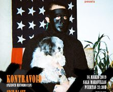 RECORDATORIO: KONTRAVOID & ARCH DJ SET, EN MARZO EN MADRID