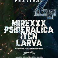 Electro Army Festival 4, Sala Maravillas, Madrid, 30 de marzo