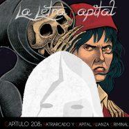 PODCAST CAPÍTULO 208 – PATRIARCADO Y CAPITAL, ALIANZA CRIMINAL, LA TERTULIA