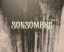 SONSOMBRE: A Funeral For The Sun (Post Gothic 2019)