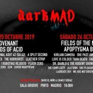DARKMAD EN OCTUBRE EN MADRID