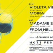 MOTS FEST, 28 DE JUNIO EN MADRID