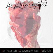 PODCAST CAPÍTULO 220 – CANCIONES PARA EL DESAMOR