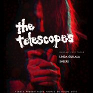 THE TELESCOPES + LINDA GUILALA + SNEERS, MADRID, 6 DE SEPTIEMBRE