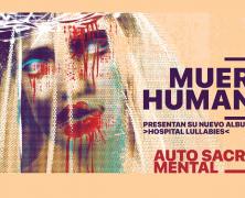 MUERAN HUMANOS + AUTO SACRAMENTAL, 22 DE SEPTIEMBRE EN MADRID
