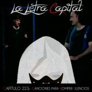 PODCAST CAPÍTULO 224 – CANCIONES PARA ROMPER EL SILENCIO (ENTREVISTA THEN COMES SILENCE)