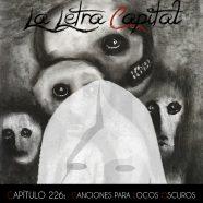 PODCAST CAPÍTULO 226 – CANCIONES PARA LOCOS OSCUROS (ENTREVISTA MANUEL ANGEL GONZÁLEZ – DarkMAD)