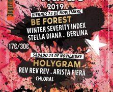 MADRID ES RUIDO FEST 2019