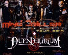 MIND DRILLER Y DUENDELIRIUM EN DIRECTO EN MADRID, 25 DE ENERO