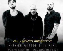HAPAX: SPANISH MONADE TOUR, DE LA MANO DE ALL WAVES
