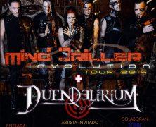 MIND DRILLER + DUENDELIRIUM + ARTISTA INVITADO, EL 25 DE ENERO EN MADRID