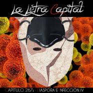 PODCAST CAPÍTULO 267 – DIÁSPORA E INFECCIÓN IV