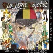 PODCAST CAPÍTULO 288 – BELGIQUEANDO (ESPECIAL ESCENA BELGA)