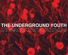 THE UNDERGROUND YOUTH: The Falling (FuzzClub Records 2021)