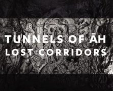 TUNNELS OF AH: Lost Corridors (Cold Spring Records 2013)