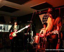 RAKTA + RATA NEGRA, 20 de diciembre de 2014, Sala Rock Palace, Madrid